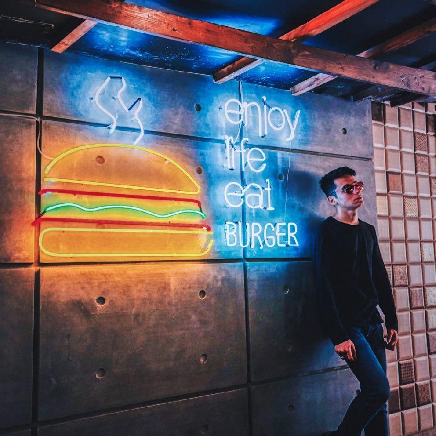Wallstreet Burgers mit Lieferservice in Beckum.